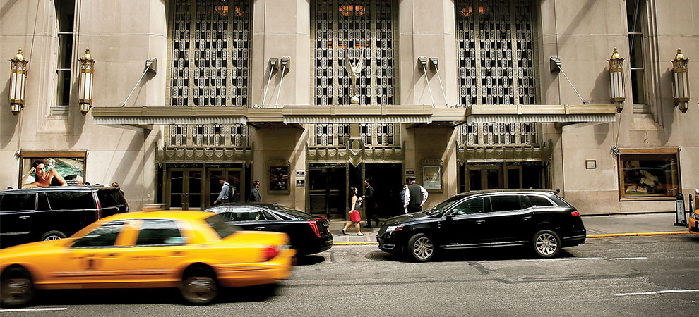 New York's Landmark Waldorf Astoria Hotel To Be Converted To Condos