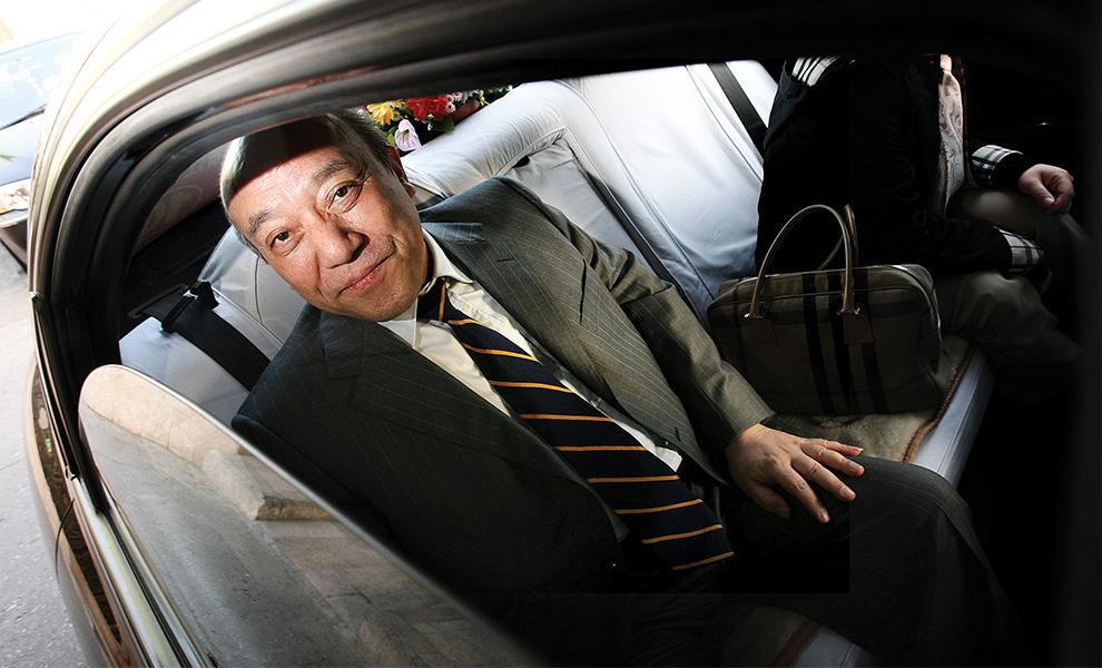 Lu Guanqiu, founder of Wanxiang Group