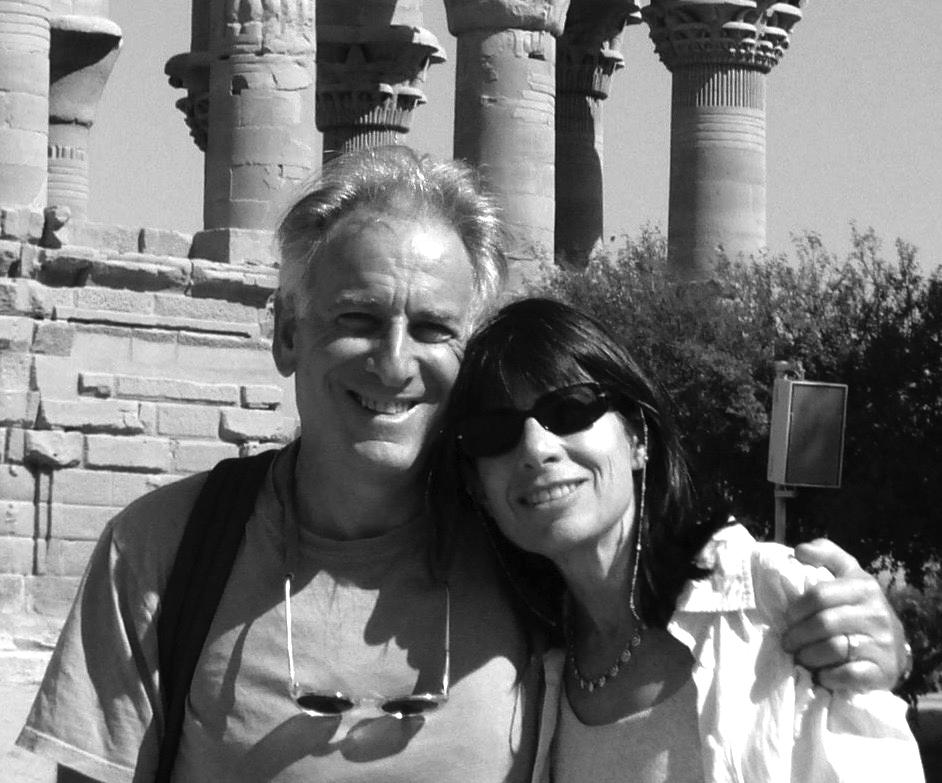 Deborah Grayson and Jonathan Russo