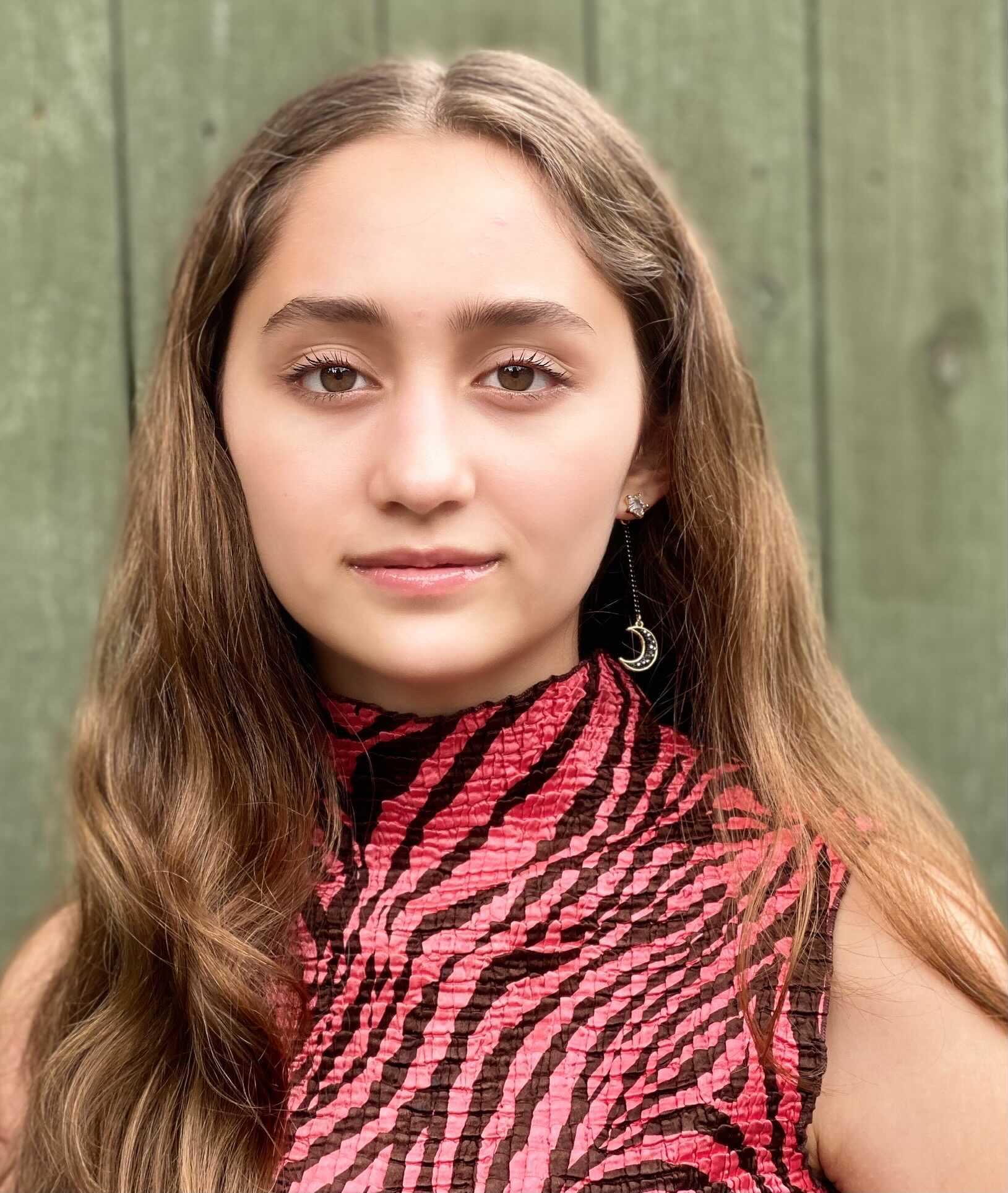 Sophia Isabella Llanos Crowder